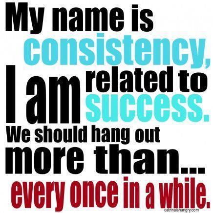 001 Consistency