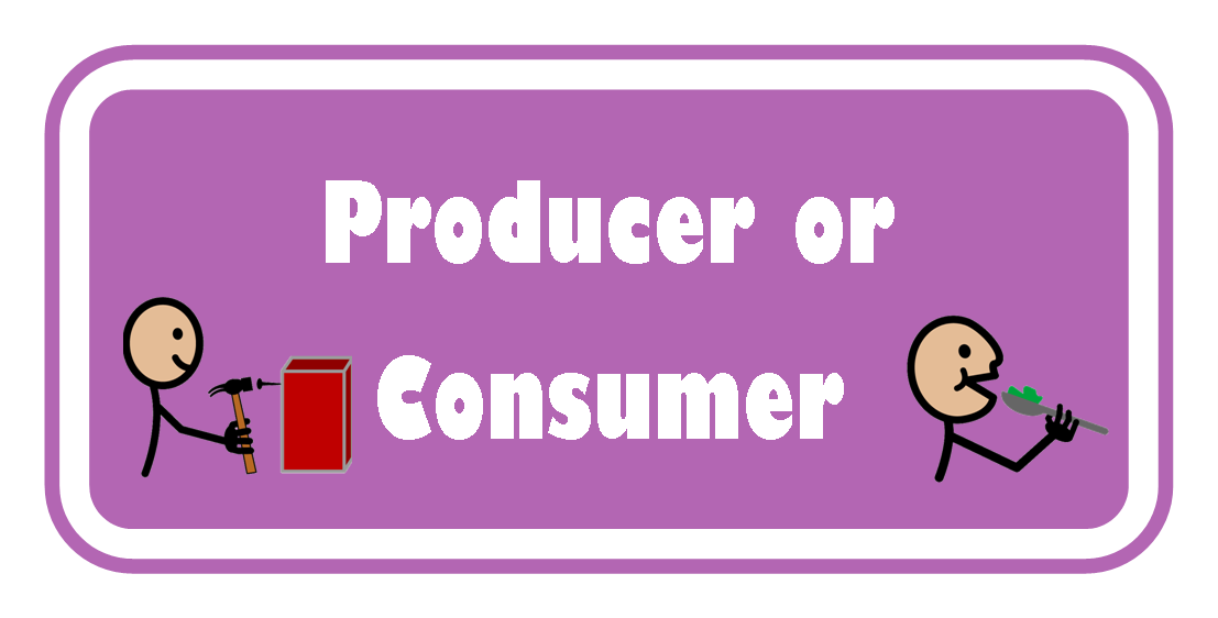 007 Producers… are you a producer or are you a moocher?