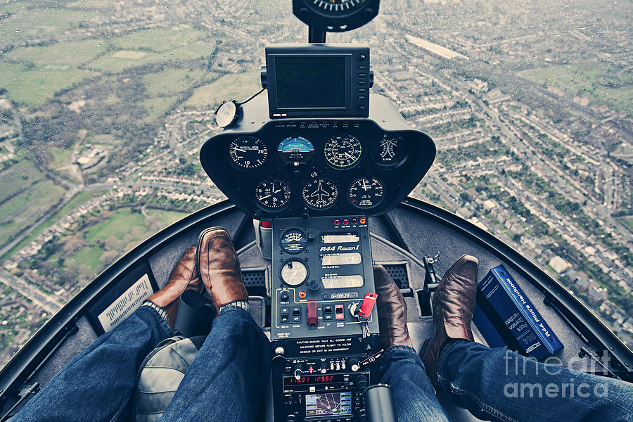 009 The metaphor of a helicopter ride and your vibrational number